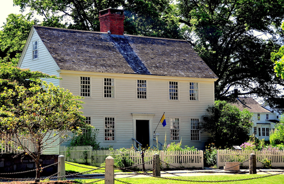 Connecticut colonial home style most popular house styles