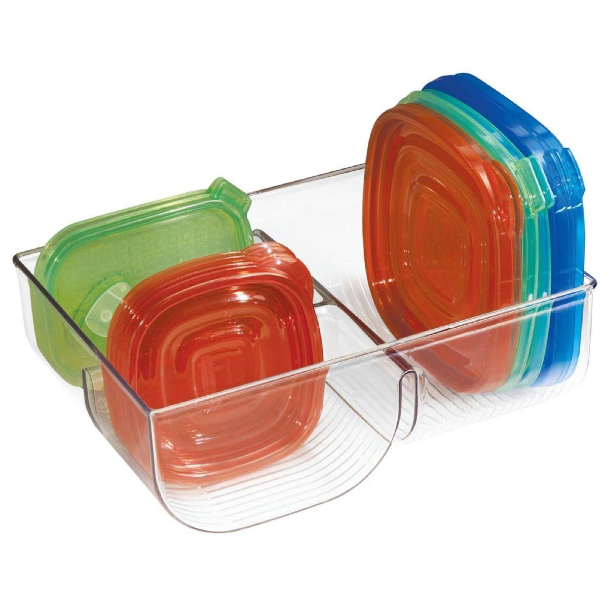 Container lid storage {organizational products on amazon}