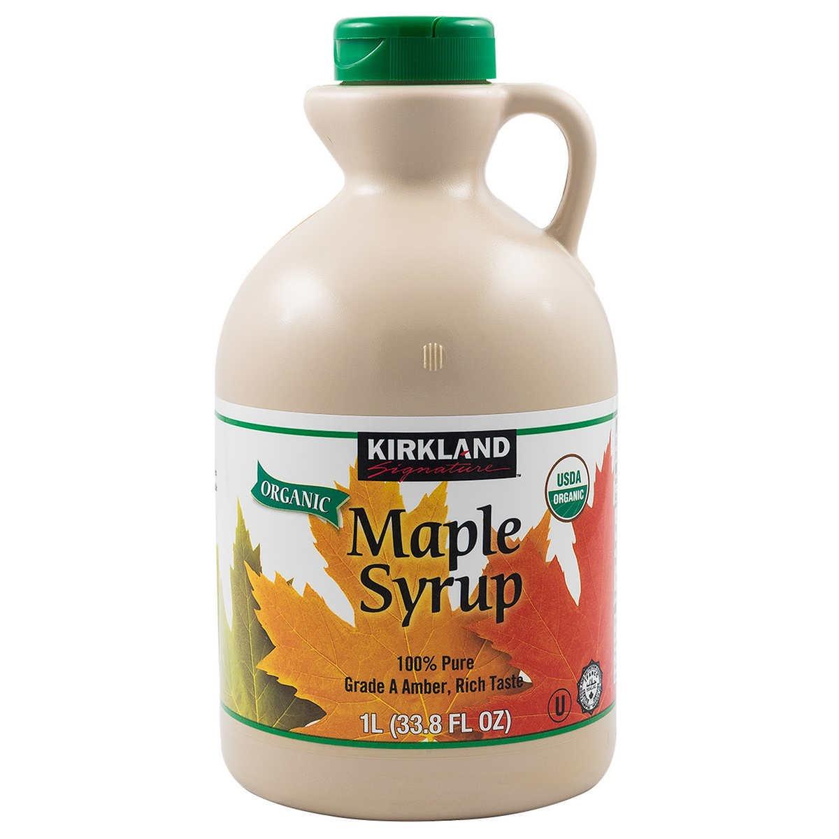 Costco Maple Syrup {Costco Store-Brand}