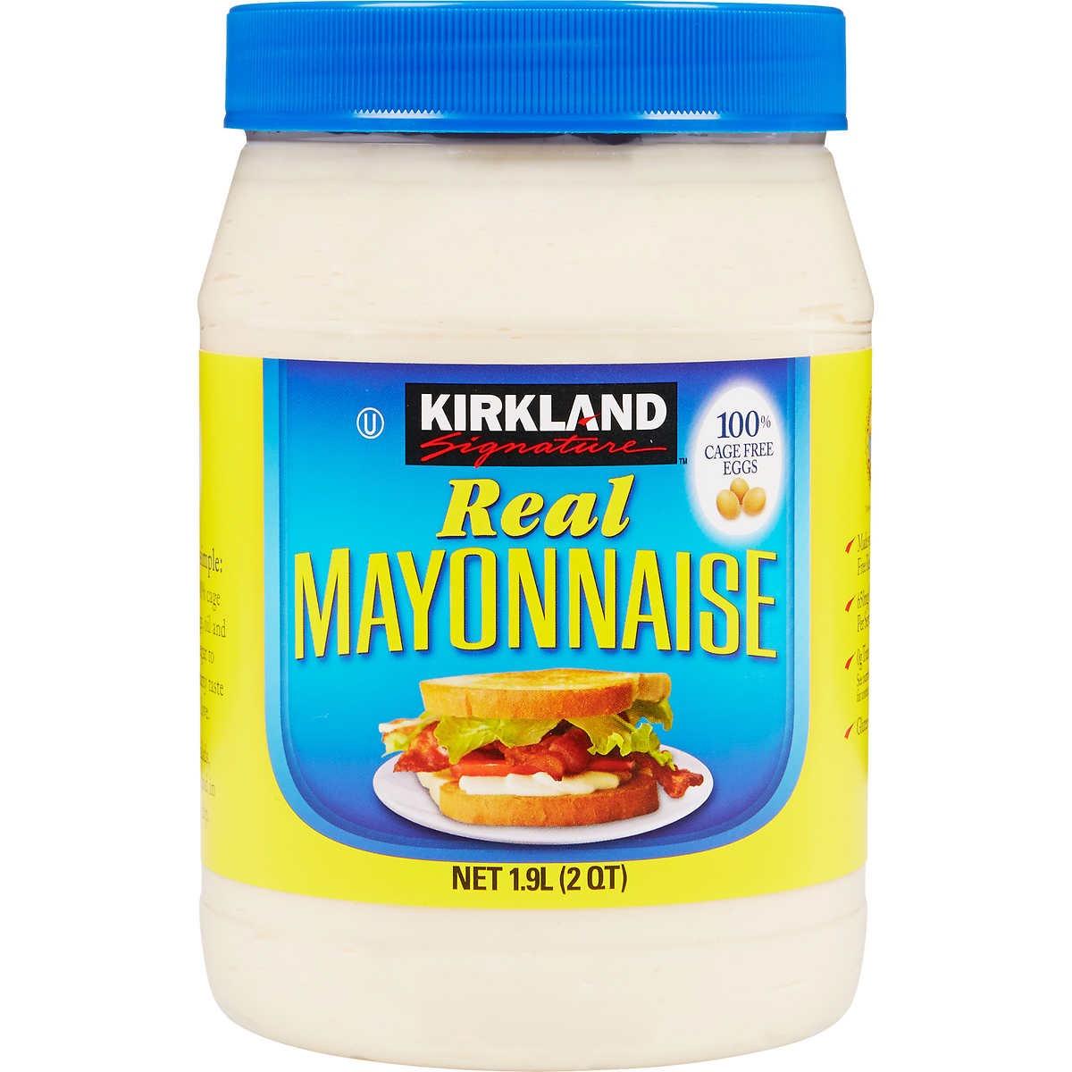 Costco Mayonnaise {Costco Store-Brand}