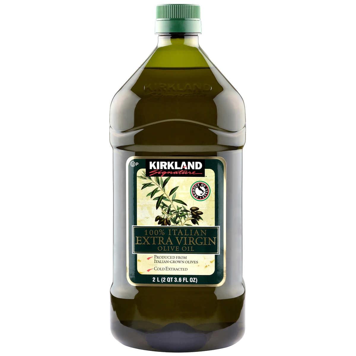 Costco Olive Oil {Costco Store-Brand}