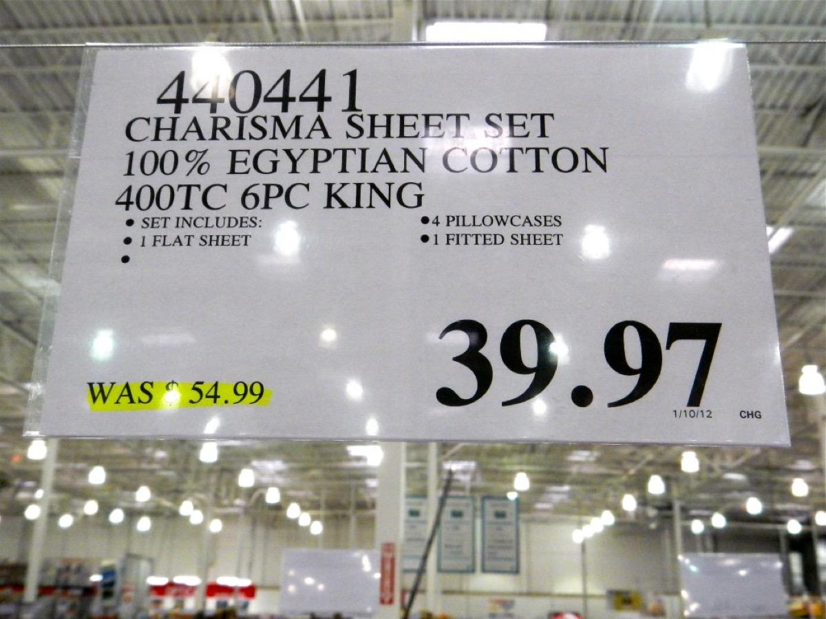 Costco .97 Price Tag {Costco Shopping Secrets}