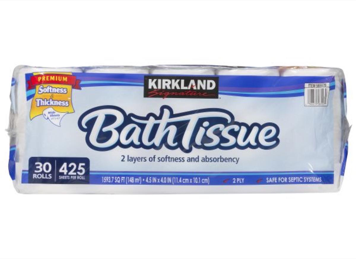 Costco Toilet Paper {Bad Costco Bargains}