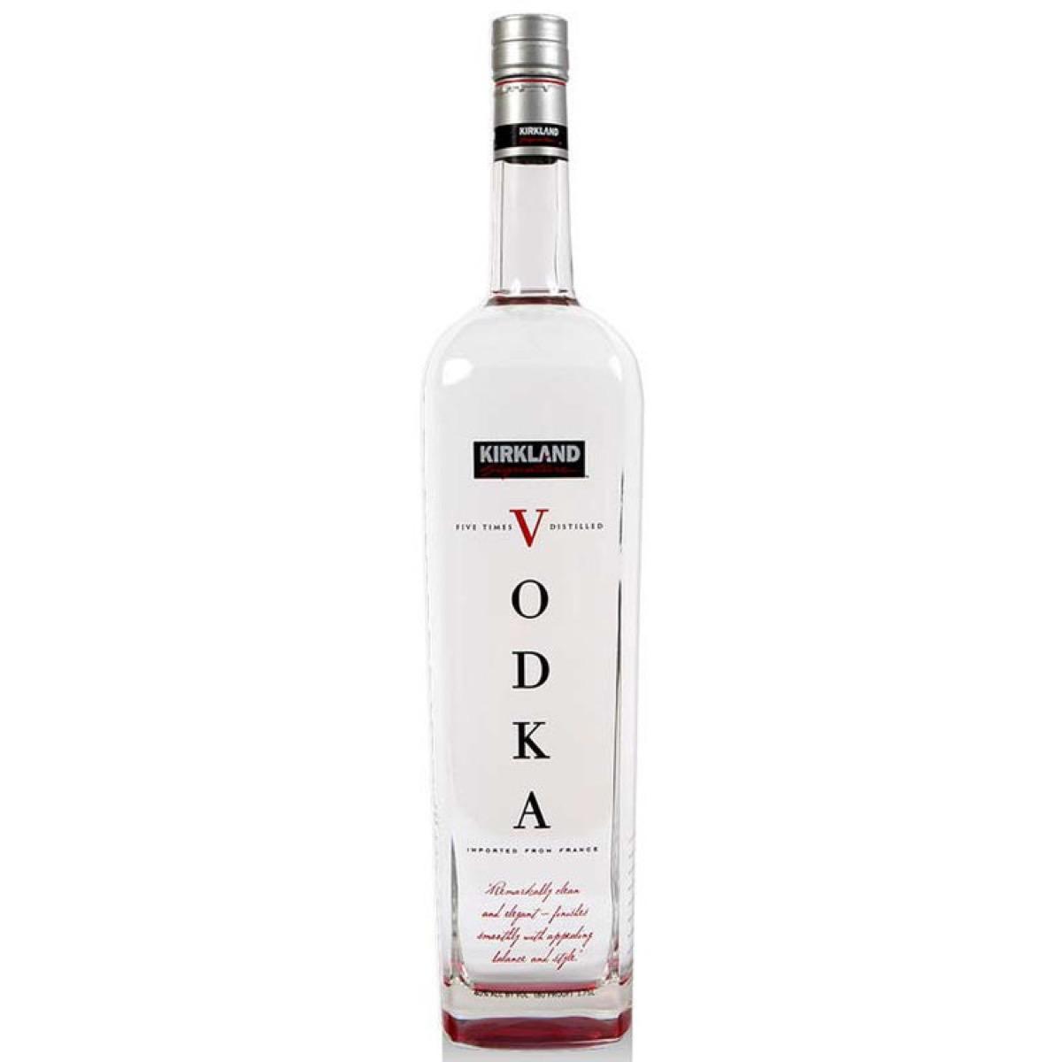 Costco Vodka {Costco Store-Brand}