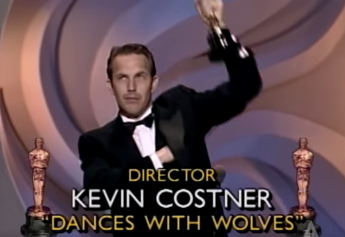 kevin costner dancing with the