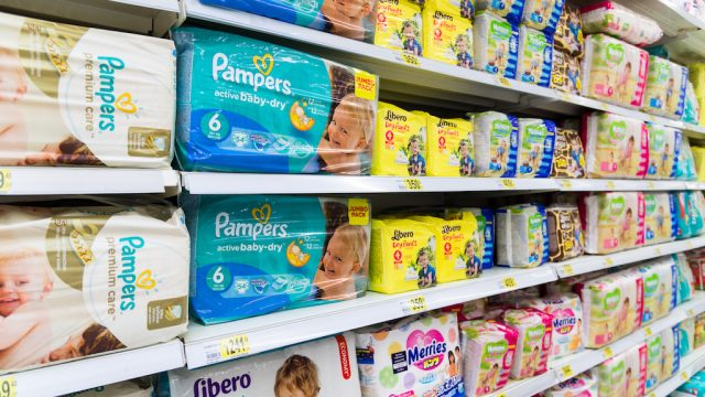 Diapers in Store products you should always buy generic