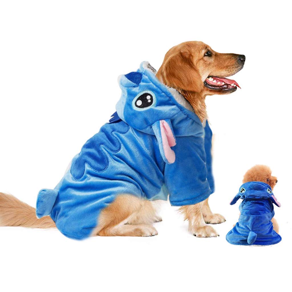 Disney's Stitch Costume adorable dog outfits