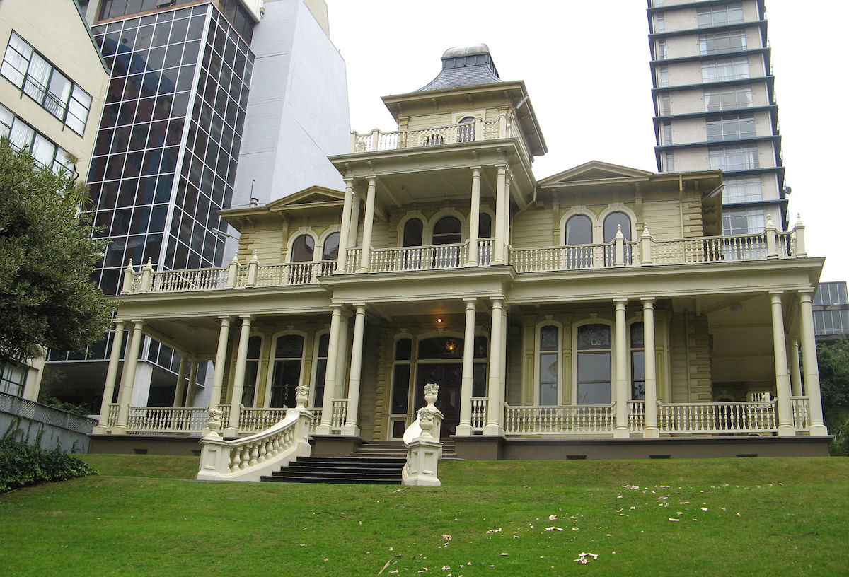 Edwardian-Style Home most popular house styles