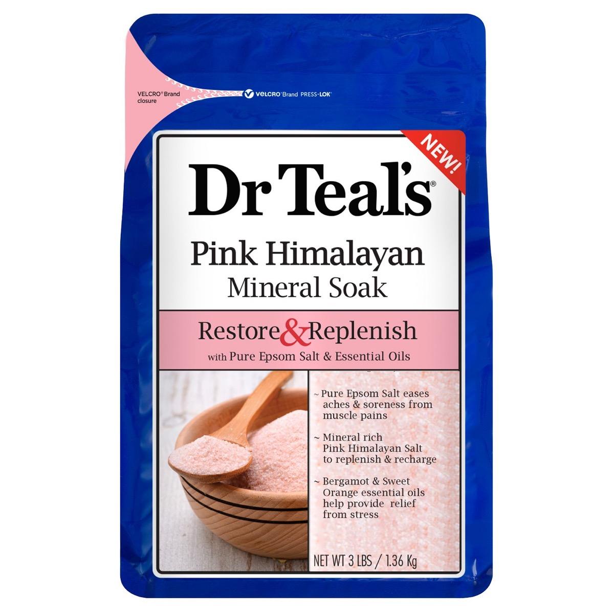 Epsom Salts for Bath {Target Winter Essentials}