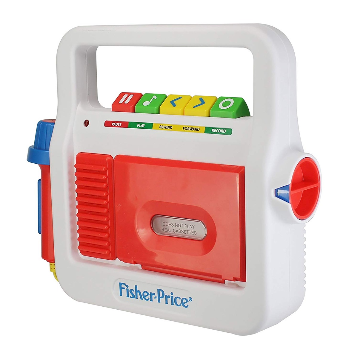 fisher price cassette player