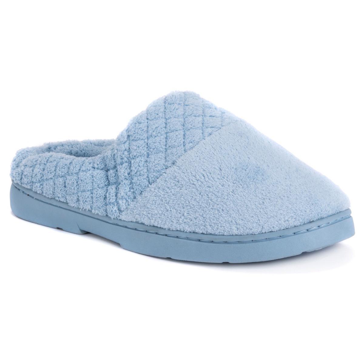 Fuzzy Slippers {Target Winter Essentials}