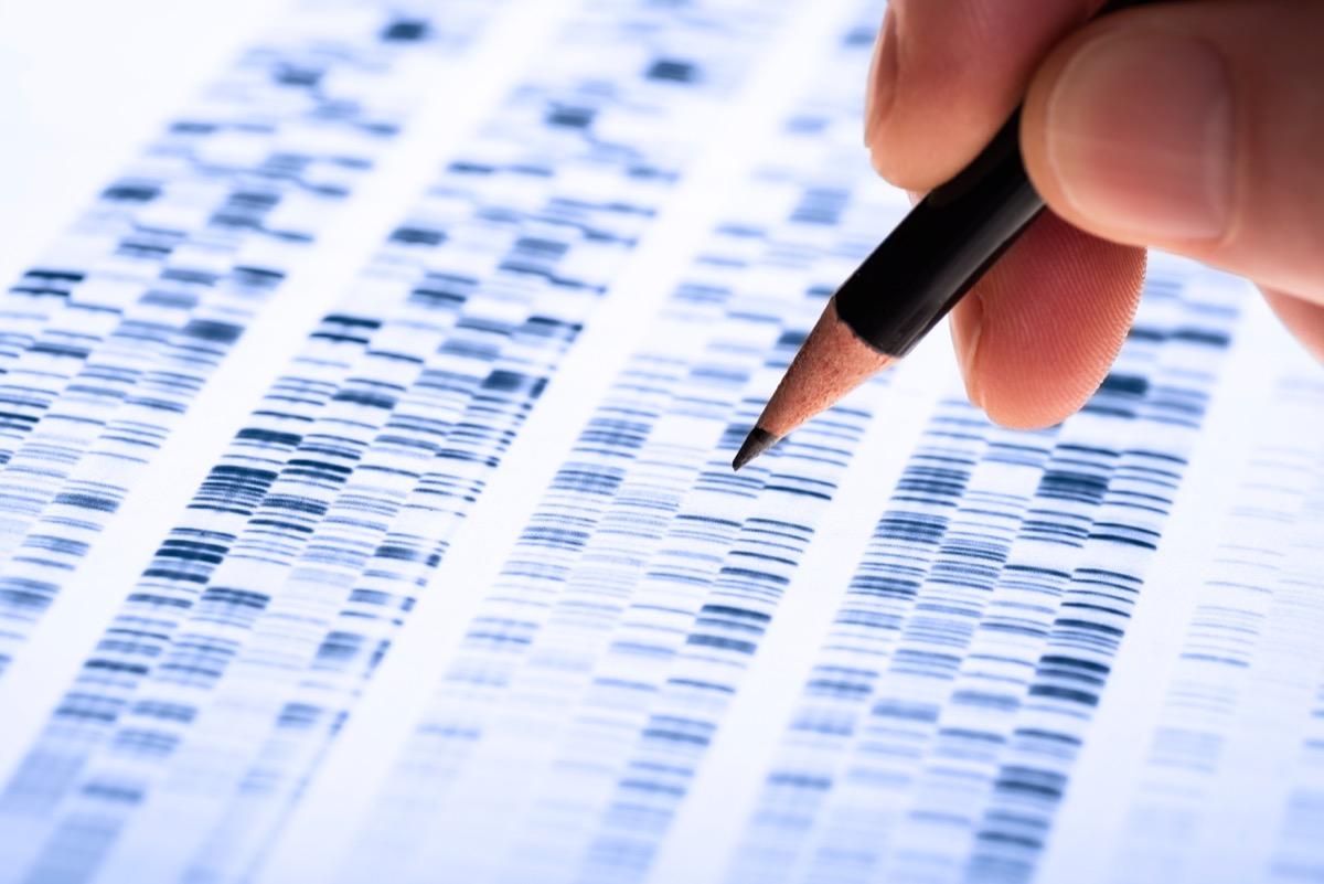 genetic testing paperwork