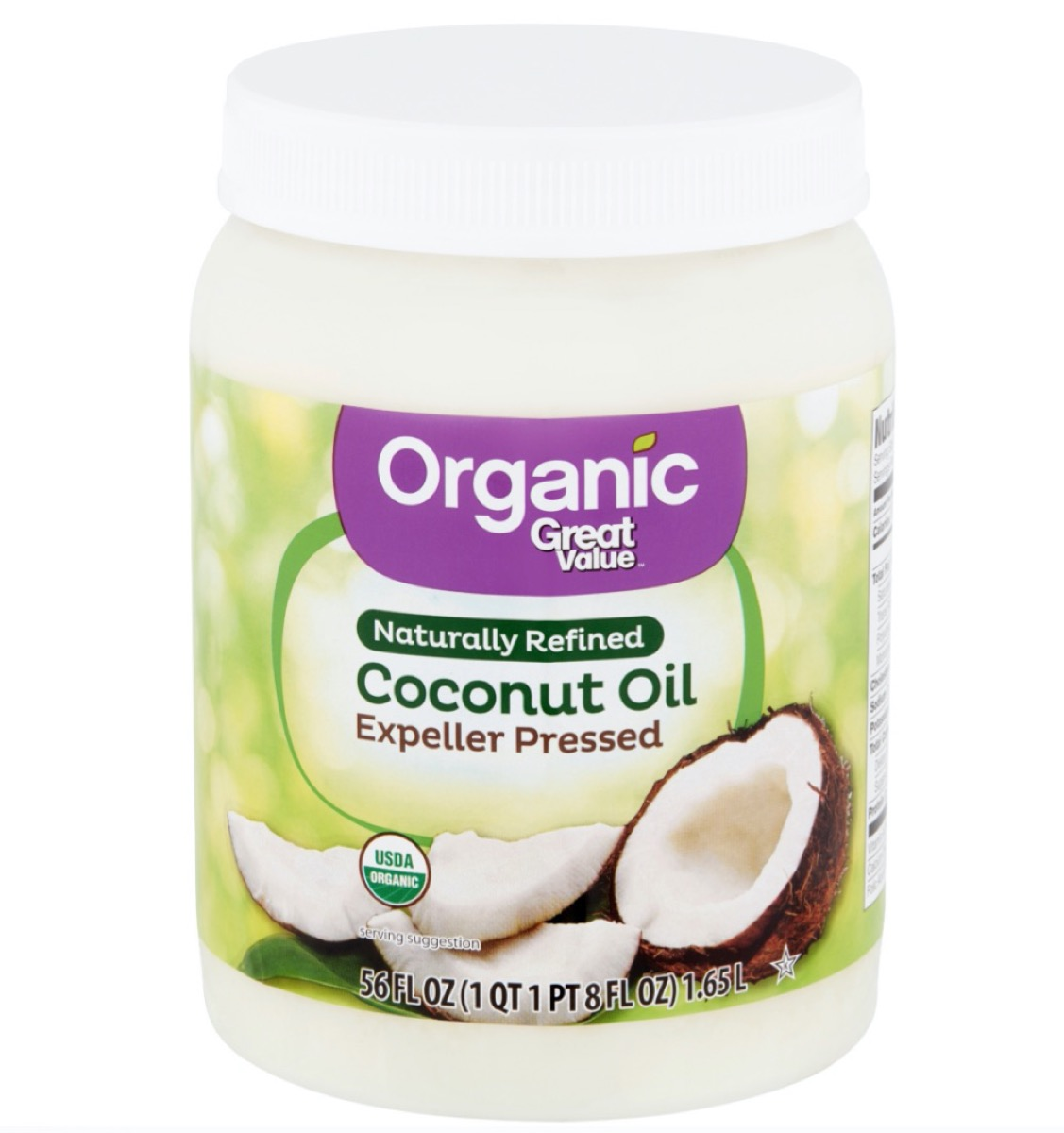 great value coconut oil