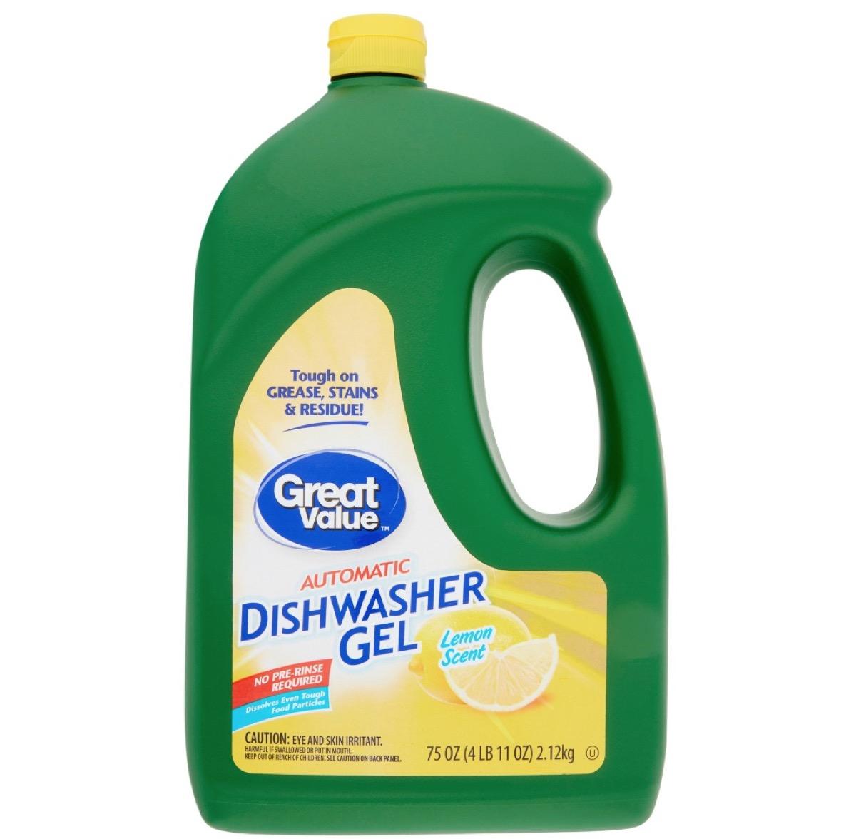 Great Value Dishwasher Gel {Bad Walmart Bargains}