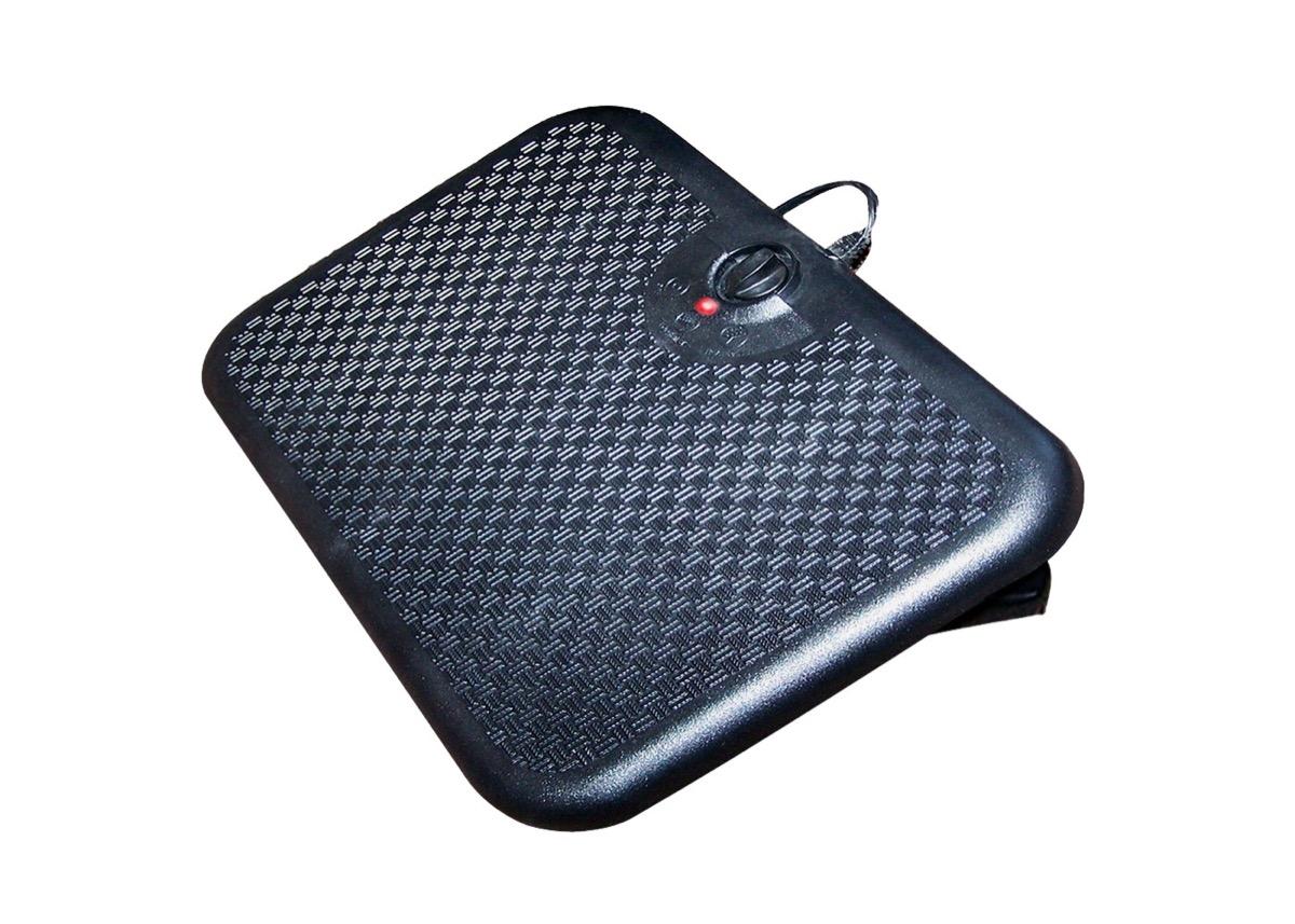 Heated Footrest {Target Winter Essentials}