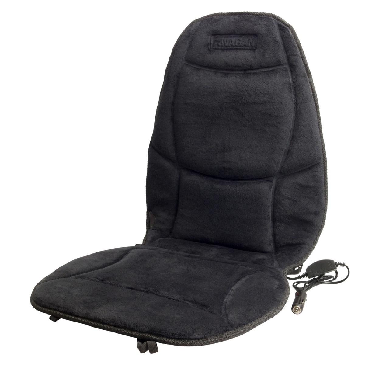 Heated Car Seat Cushion {Target Winter Essentials}