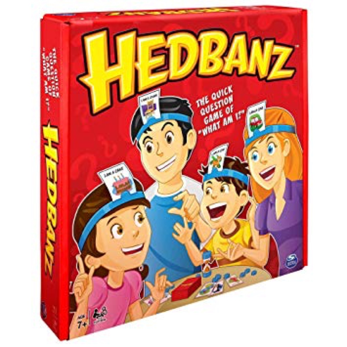 HedBanz Game, Family Guessing Game - Edition may vary from Amazon