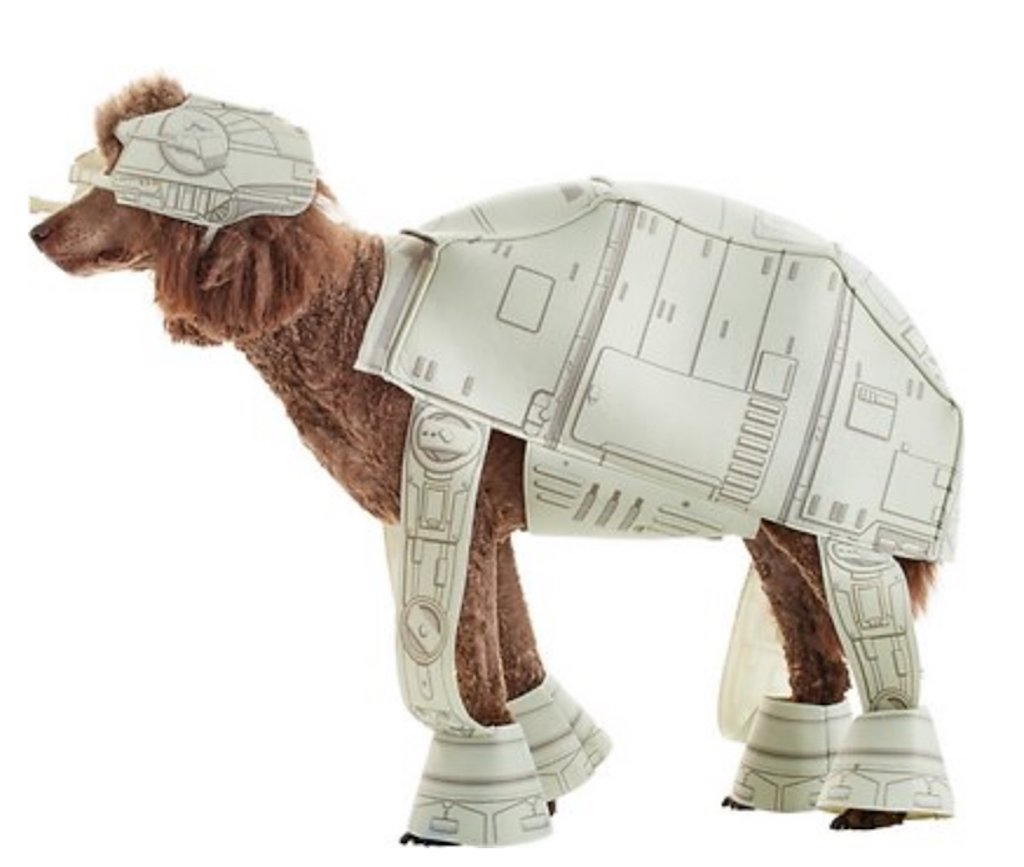 Imperial Walker Dog Costume adorable dog outfits