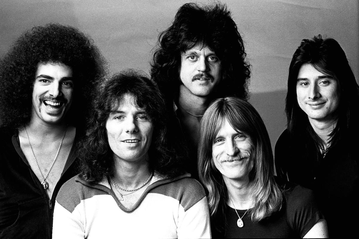 Journey photographed in 1979.