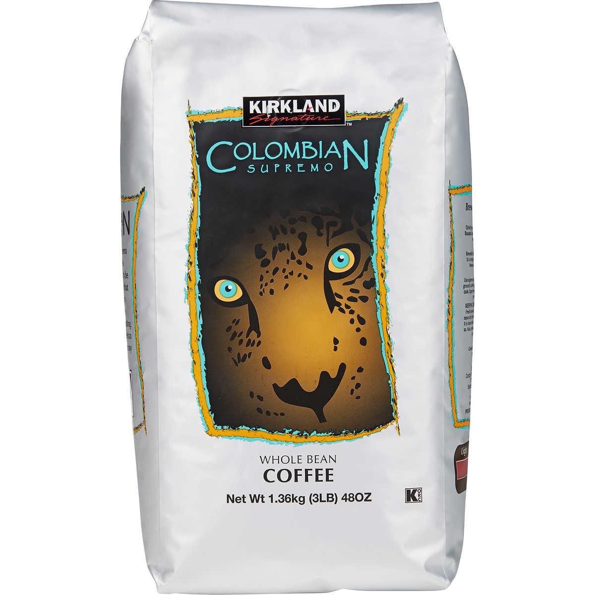 Kirkland Signature Coffee {Costco Store-Brand}