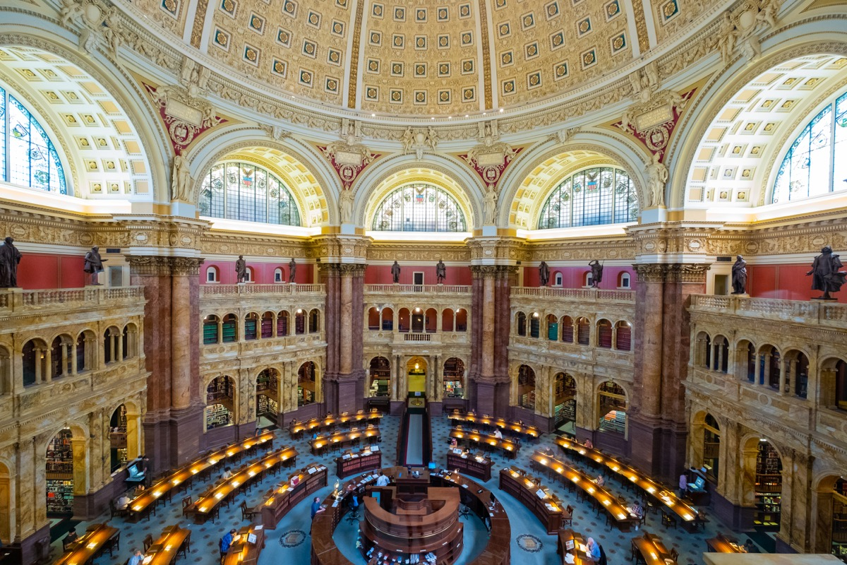 Library of Congress Overview