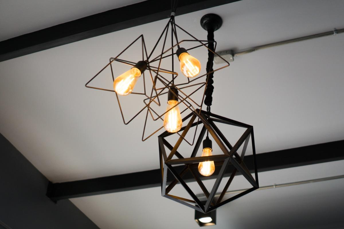 Ceiling fresh light fixtures