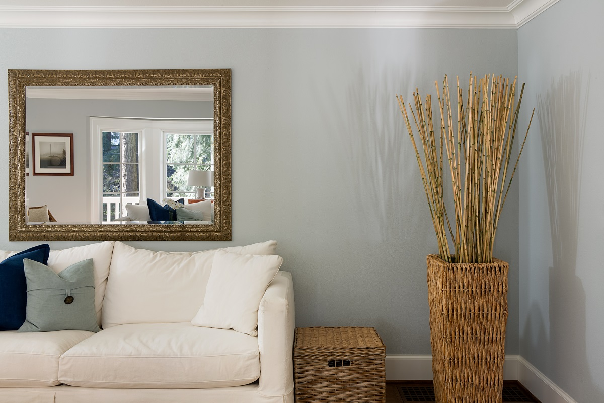 Mirror in Home Affordable ways to remodel your home