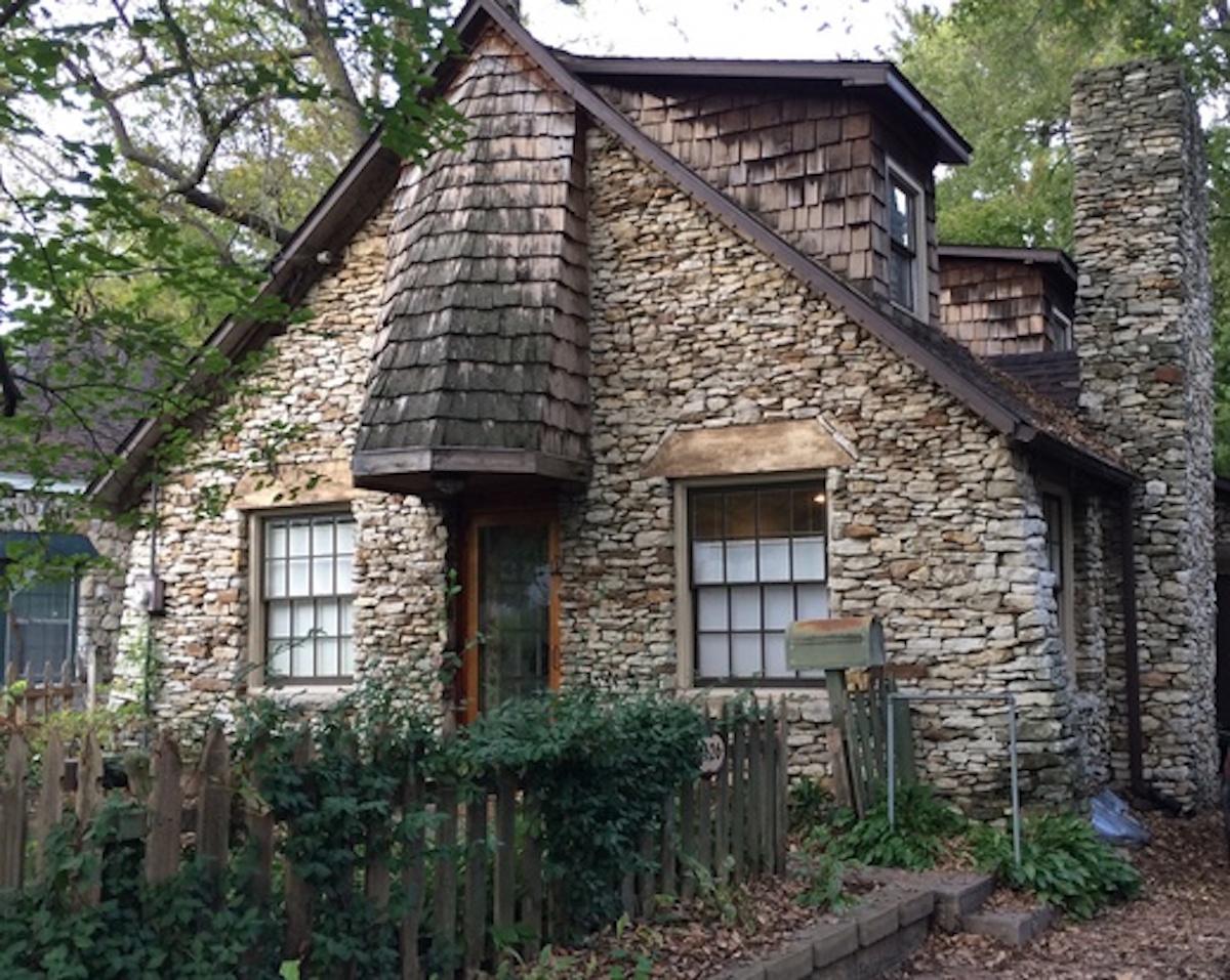 Moffitt Cottage Iowa most popular house styles