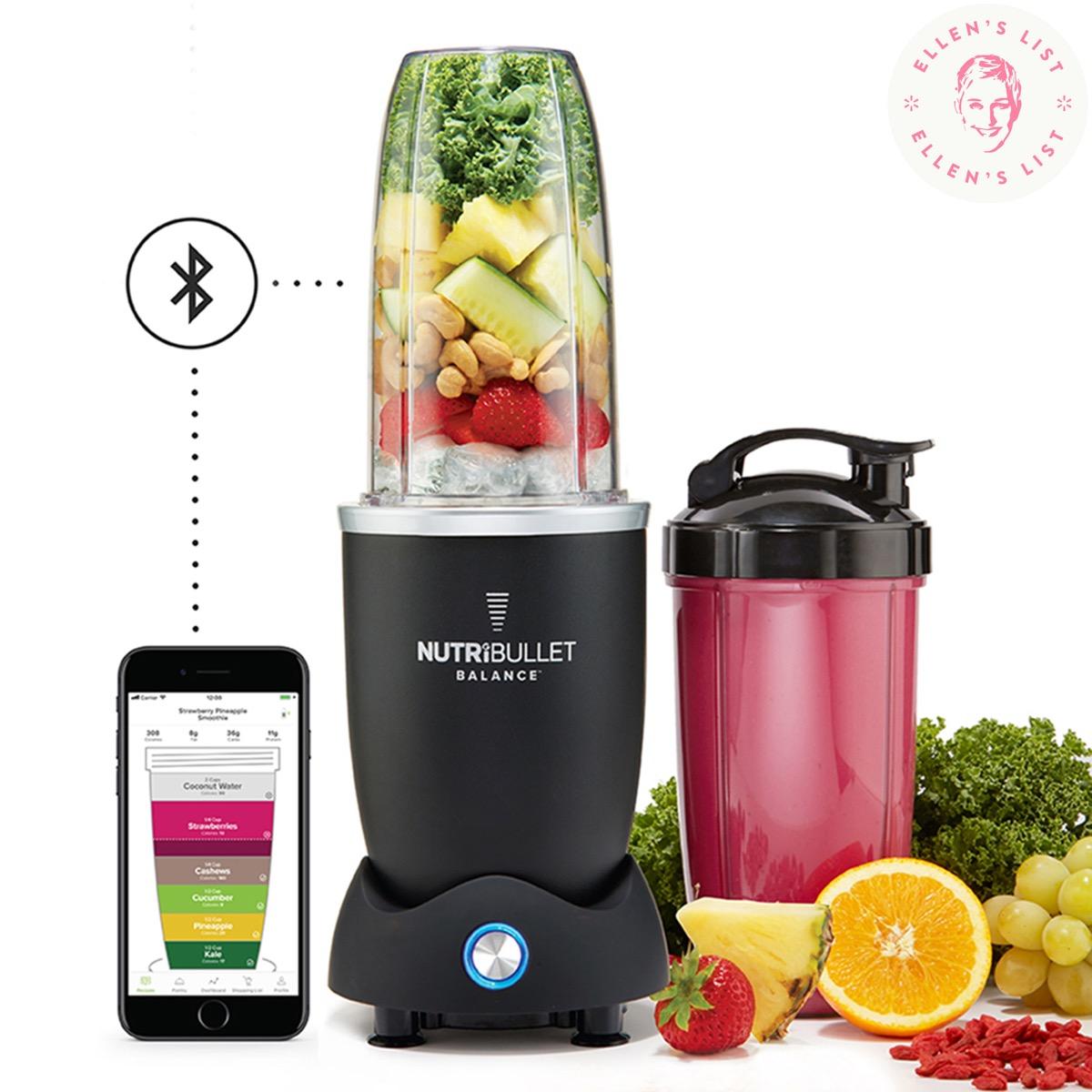 Nutribullet Smart Blender {Walmart Deals}