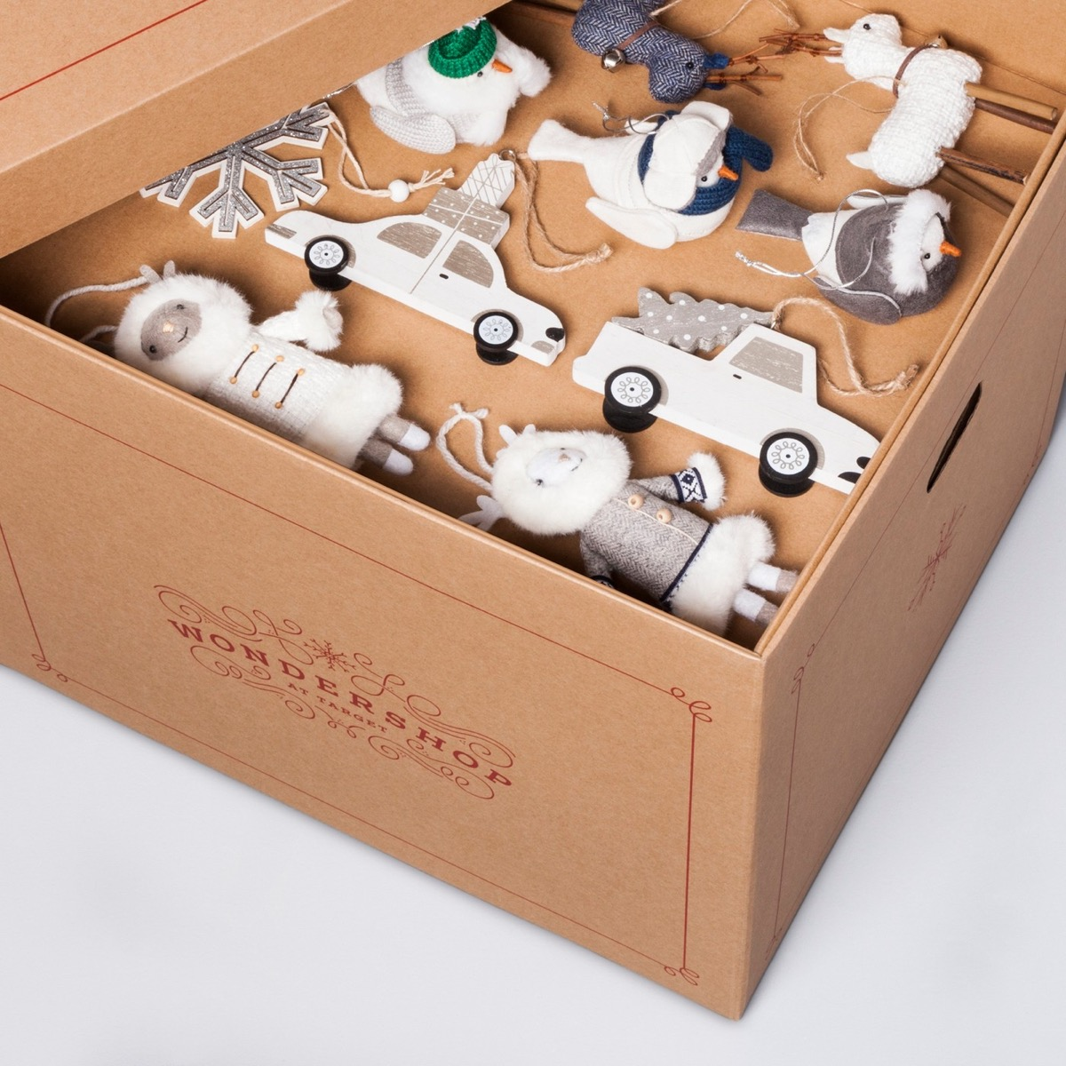 Ornament Kit {Target Deals}