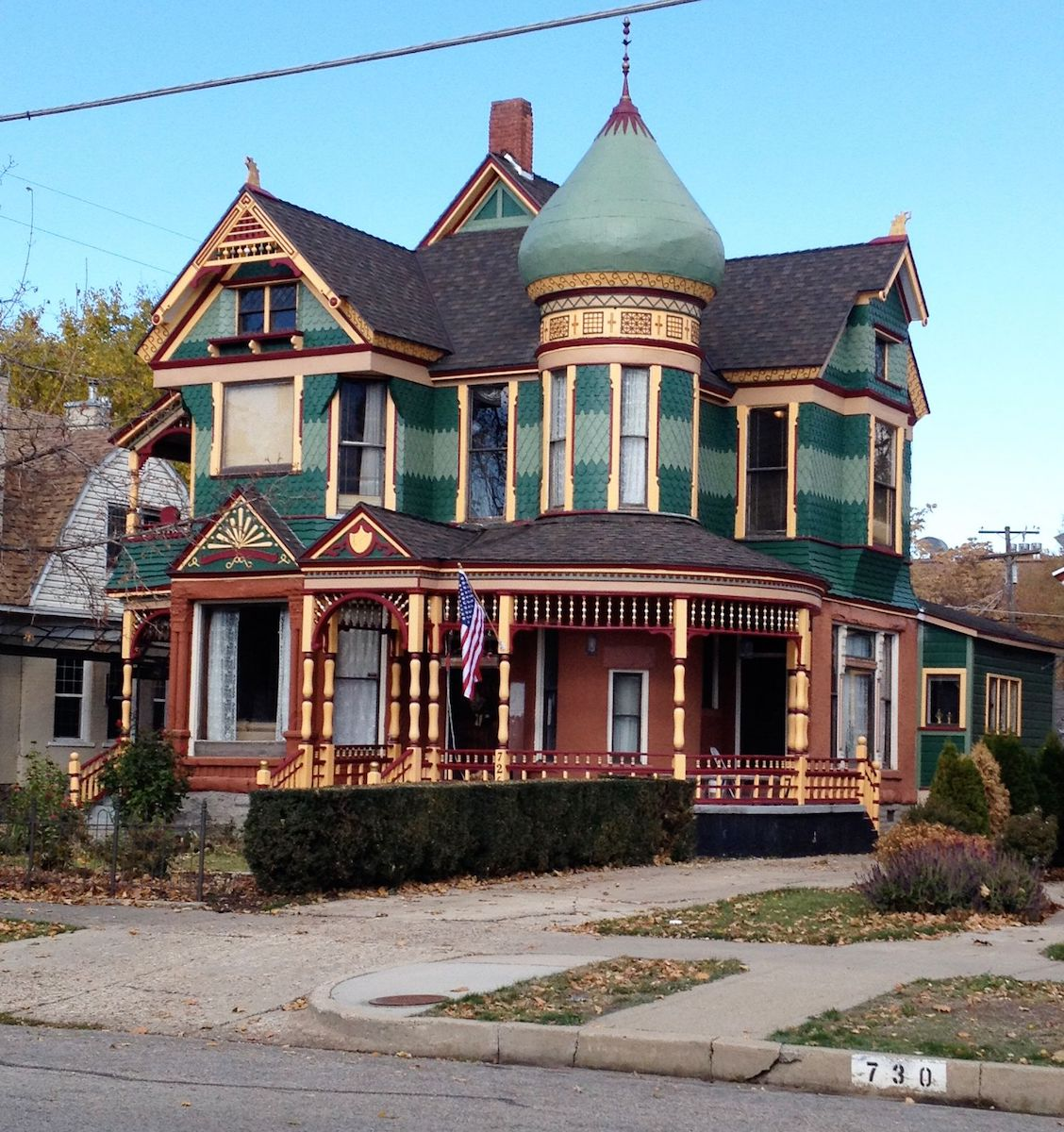 Period Revival Home Utah most popular house styles