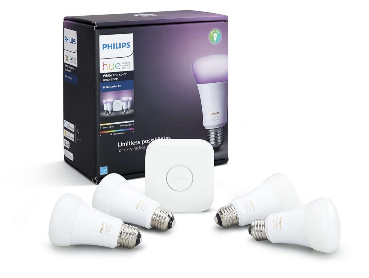 Philips Hue Starter Kit {Walmart Deals}