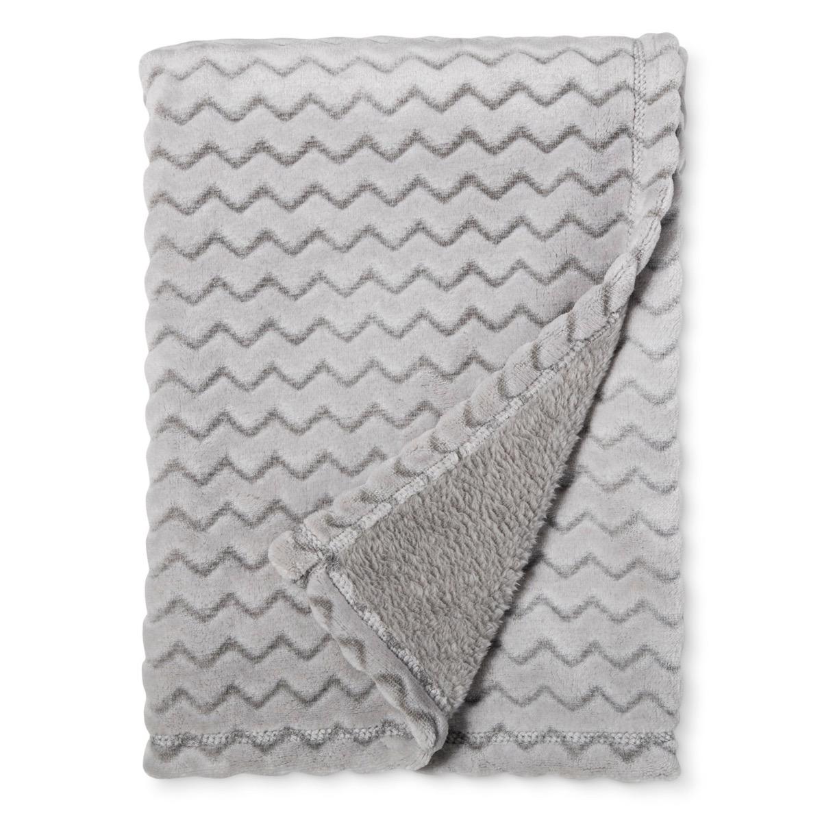 Plush Baby Blanket {Target Winter Essentials}