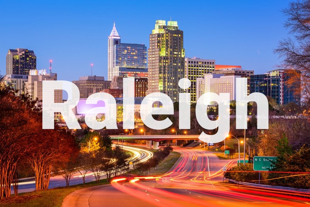 raleigh american cities photograph quiz
