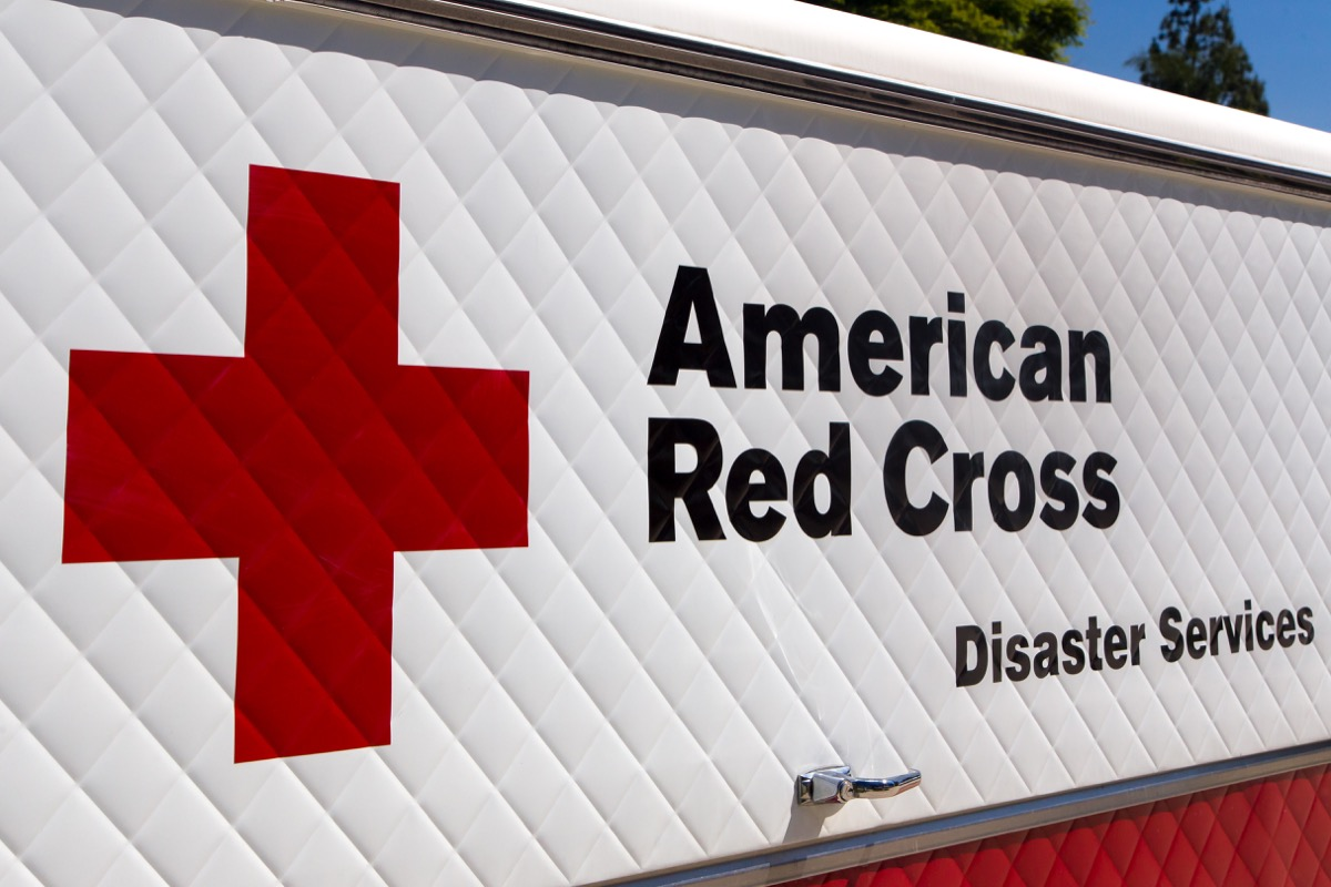 red cross- hurricane facts