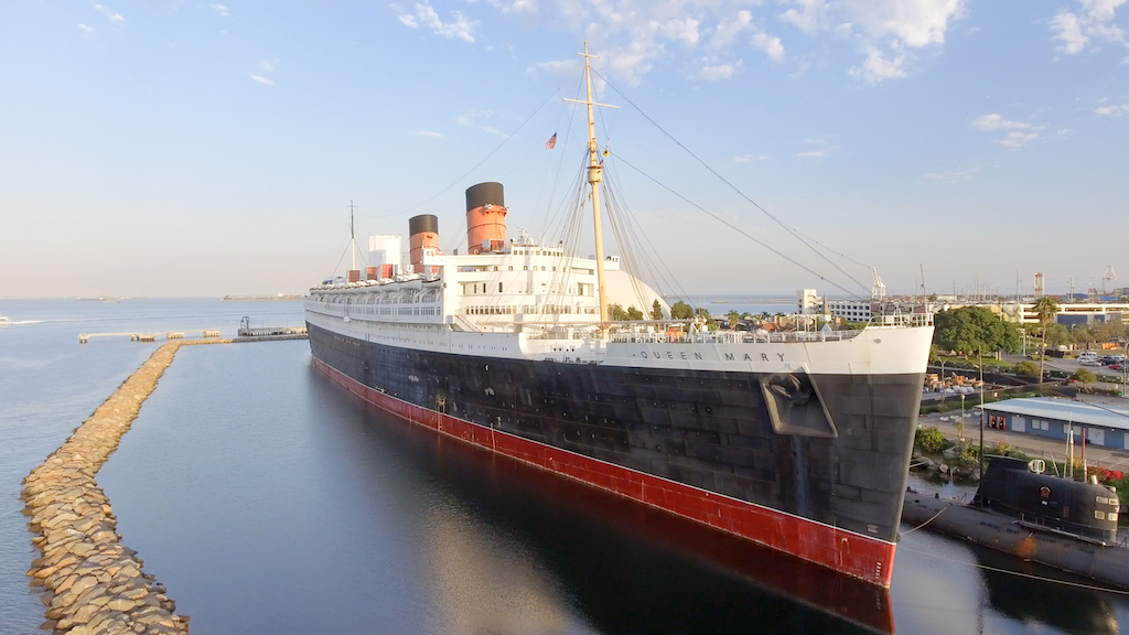 R.M.S. Queen Mary