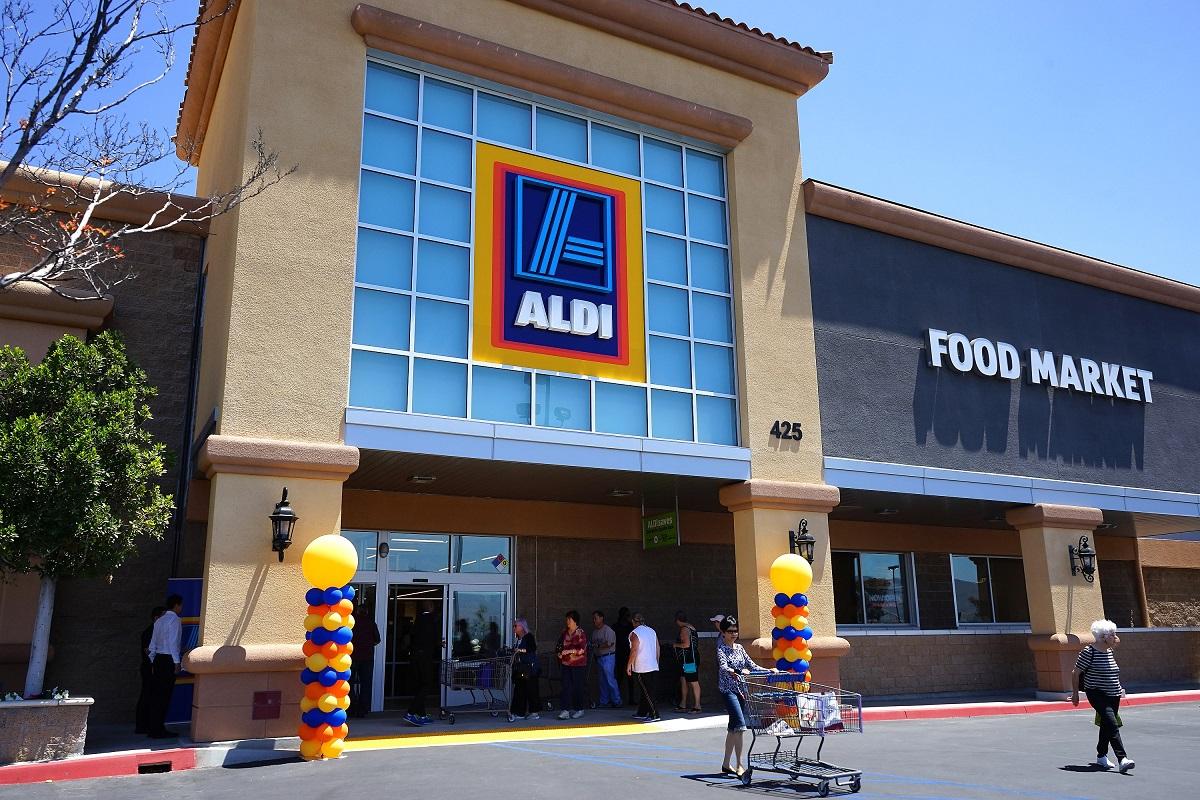 Shopping at Aldi Shopping Secrets