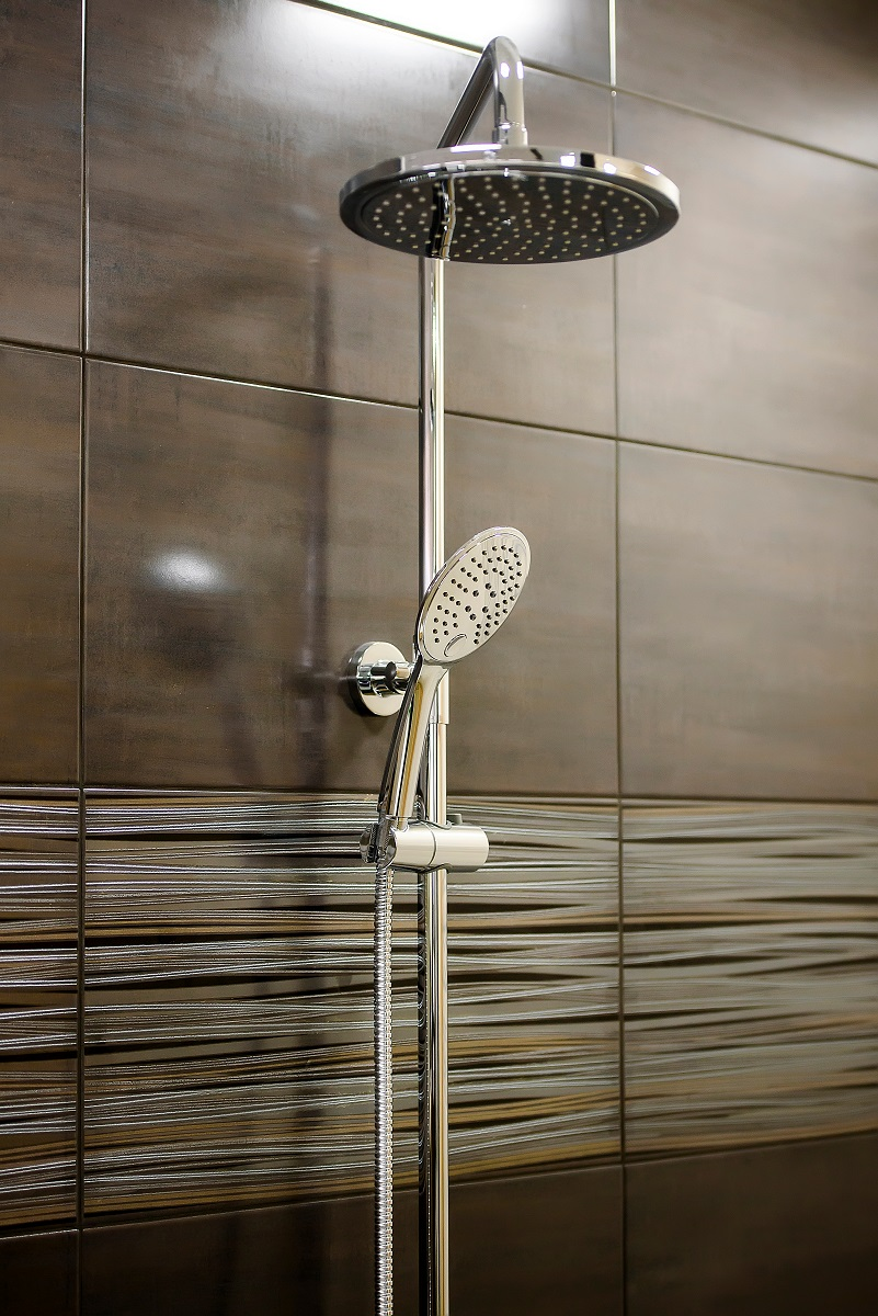 Showerhead Affordable ways to remodel your home