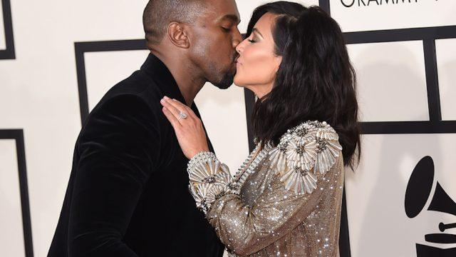 kim kardashian kanye west love
