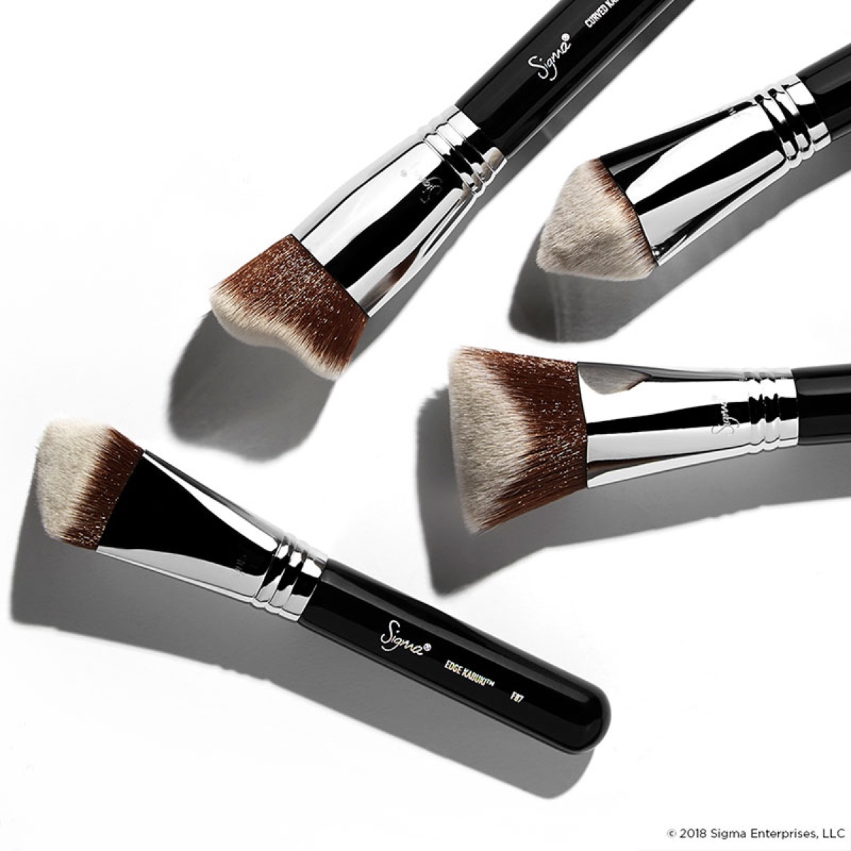 Sigma Beauty Dimensional Brush Set (4 piece)