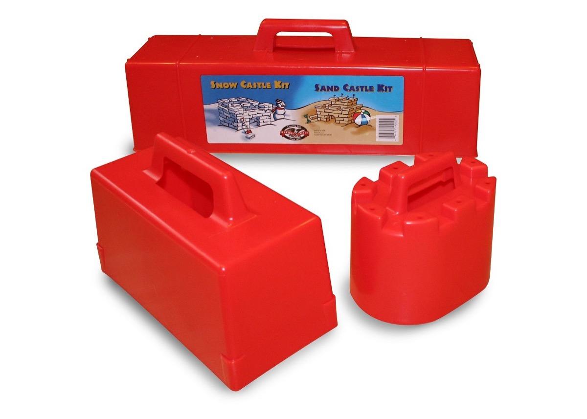 Snow Castle Kit {Target Winter Essentials}