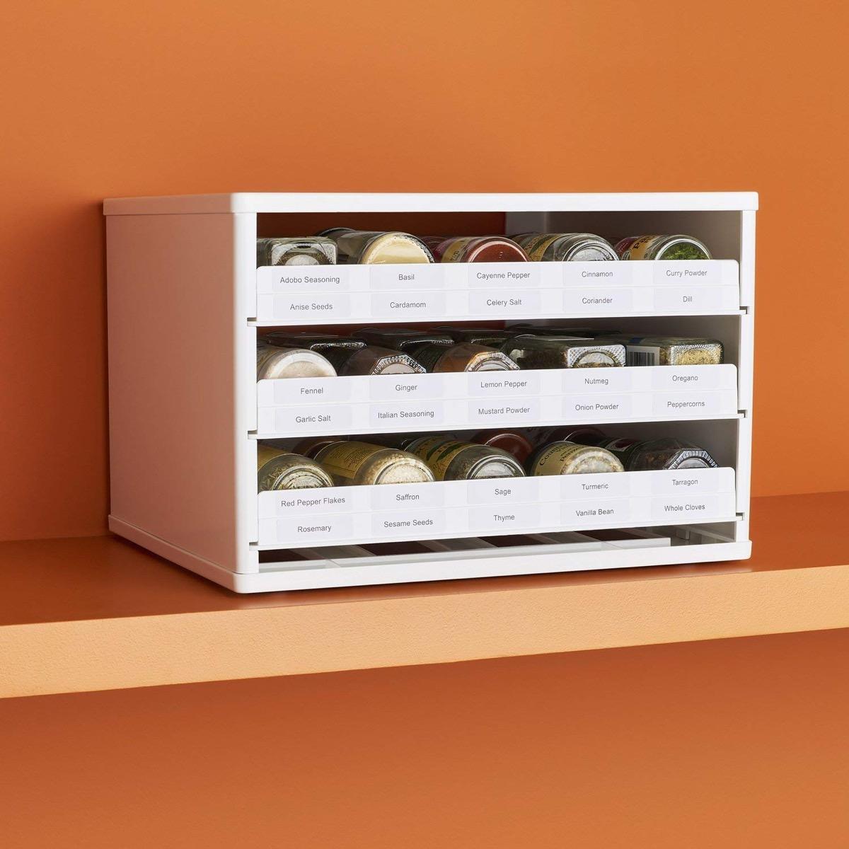 Spices Organizer {Organizational Products on Amazon}