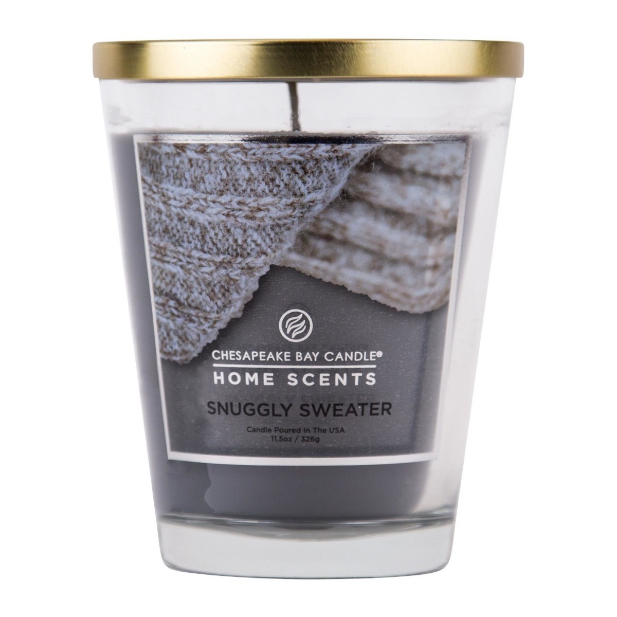 Snuggly Sweater Candle {Target Winter Essentials}