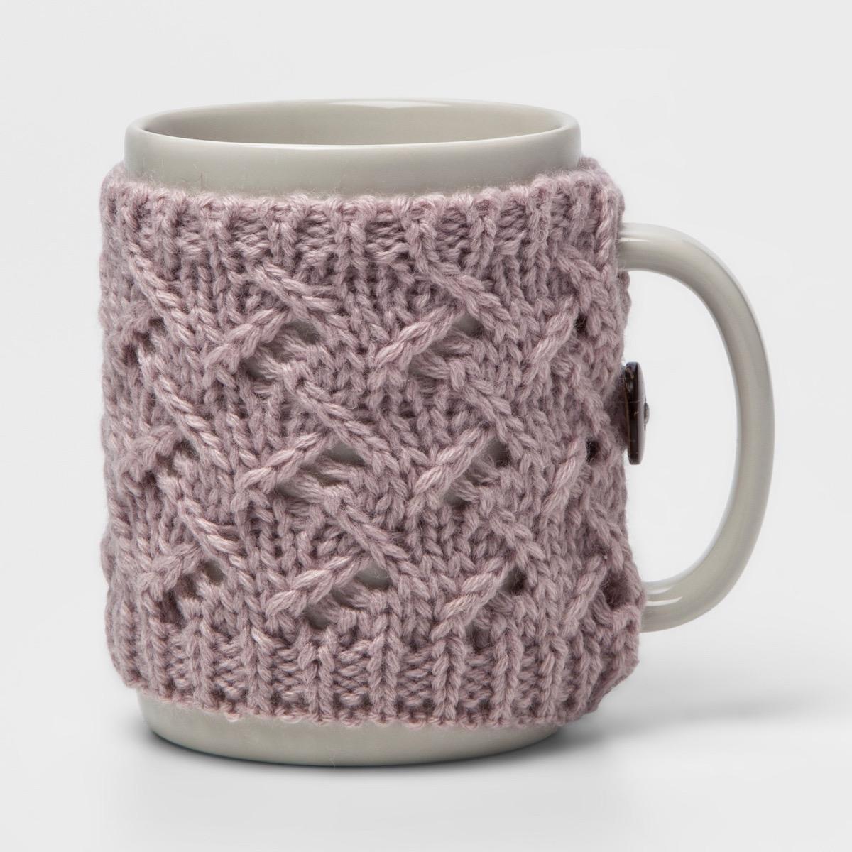 Sweater Mug {Target Winter Essentials}