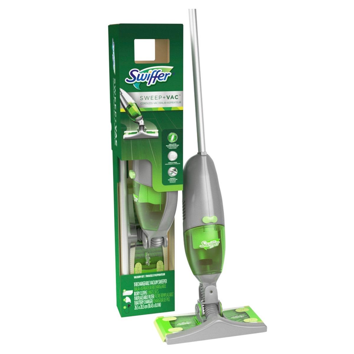 Swiffer Vac Kit {Target Deals}