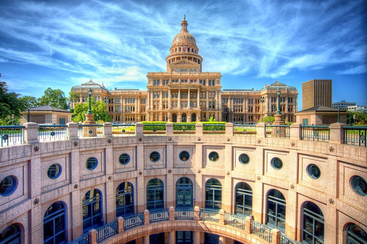 texas state capitol austin texas