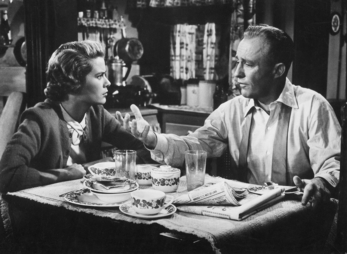 Grace Kelly and Bing Crosby in The Country Girl (1954)
