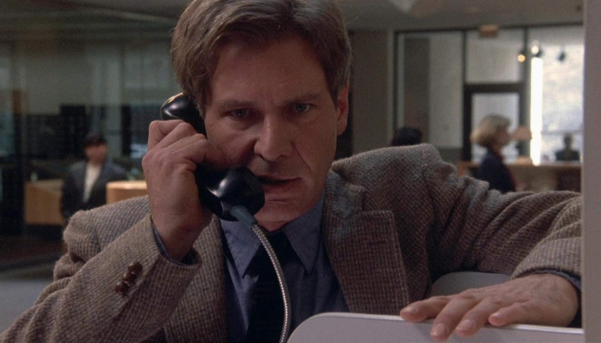 Harrison Ford in The Fugitive (1993)