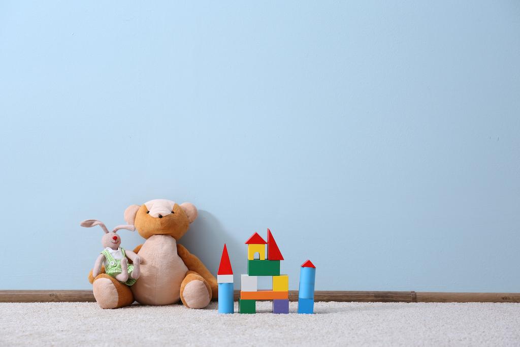 Toys at home Tricks for hiding children's toys
