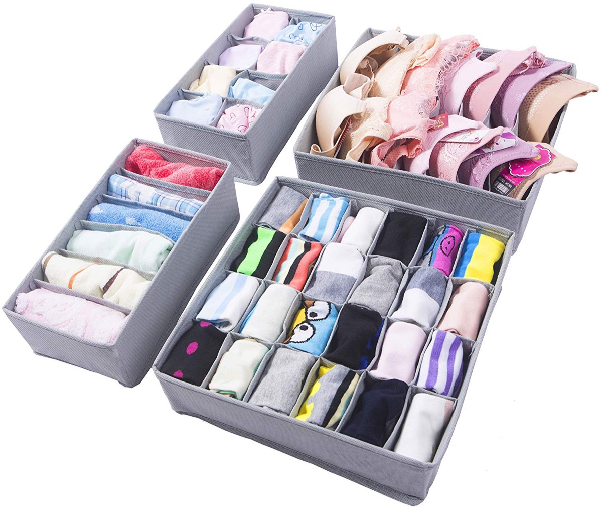 Undergarment Drawer Organizers {Organizational Products on Amazon}